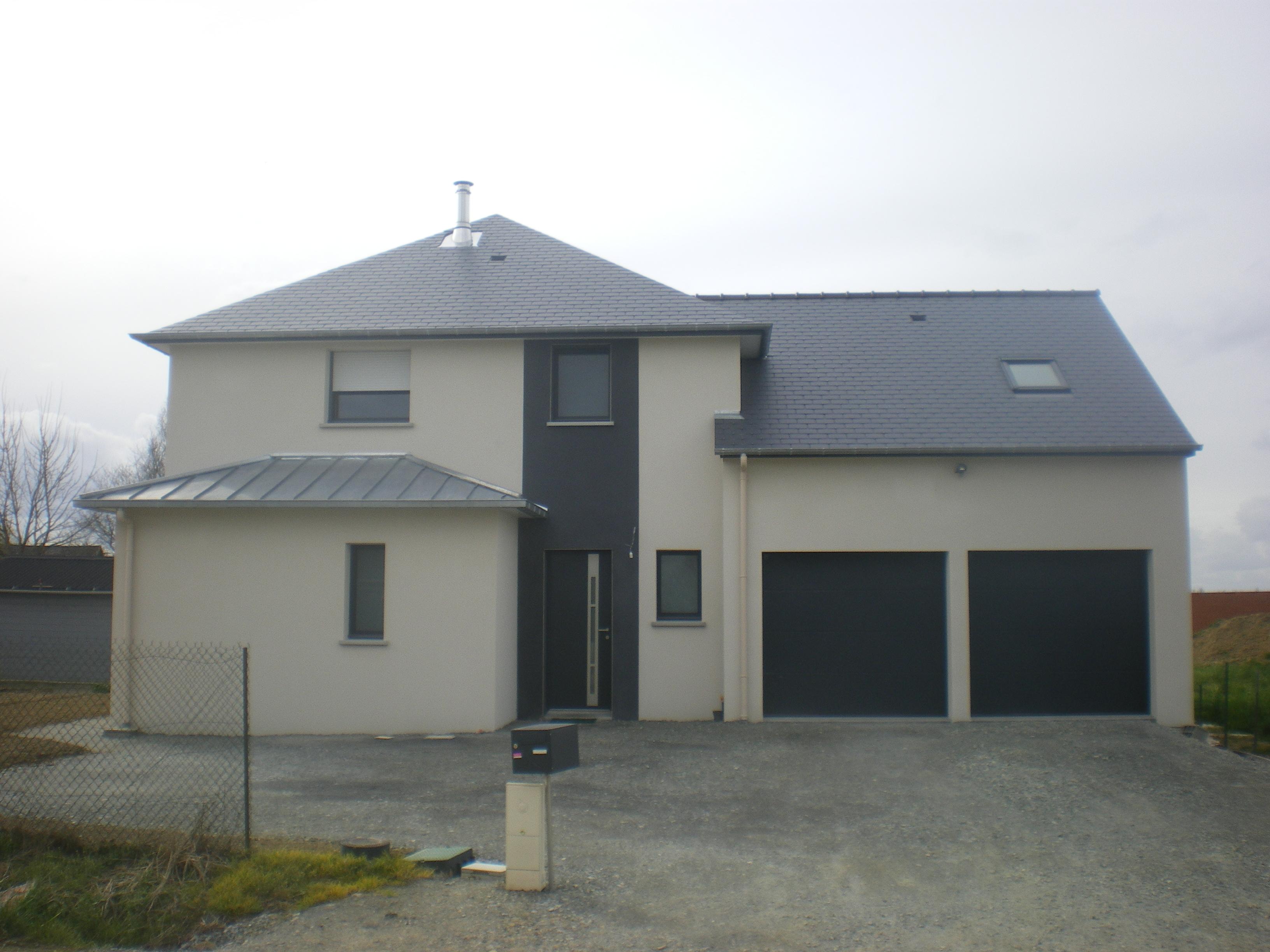maisons à étage - lg - constuction